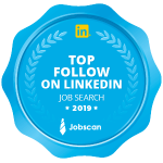 Linkedin Top Follow - Jobscan 2019