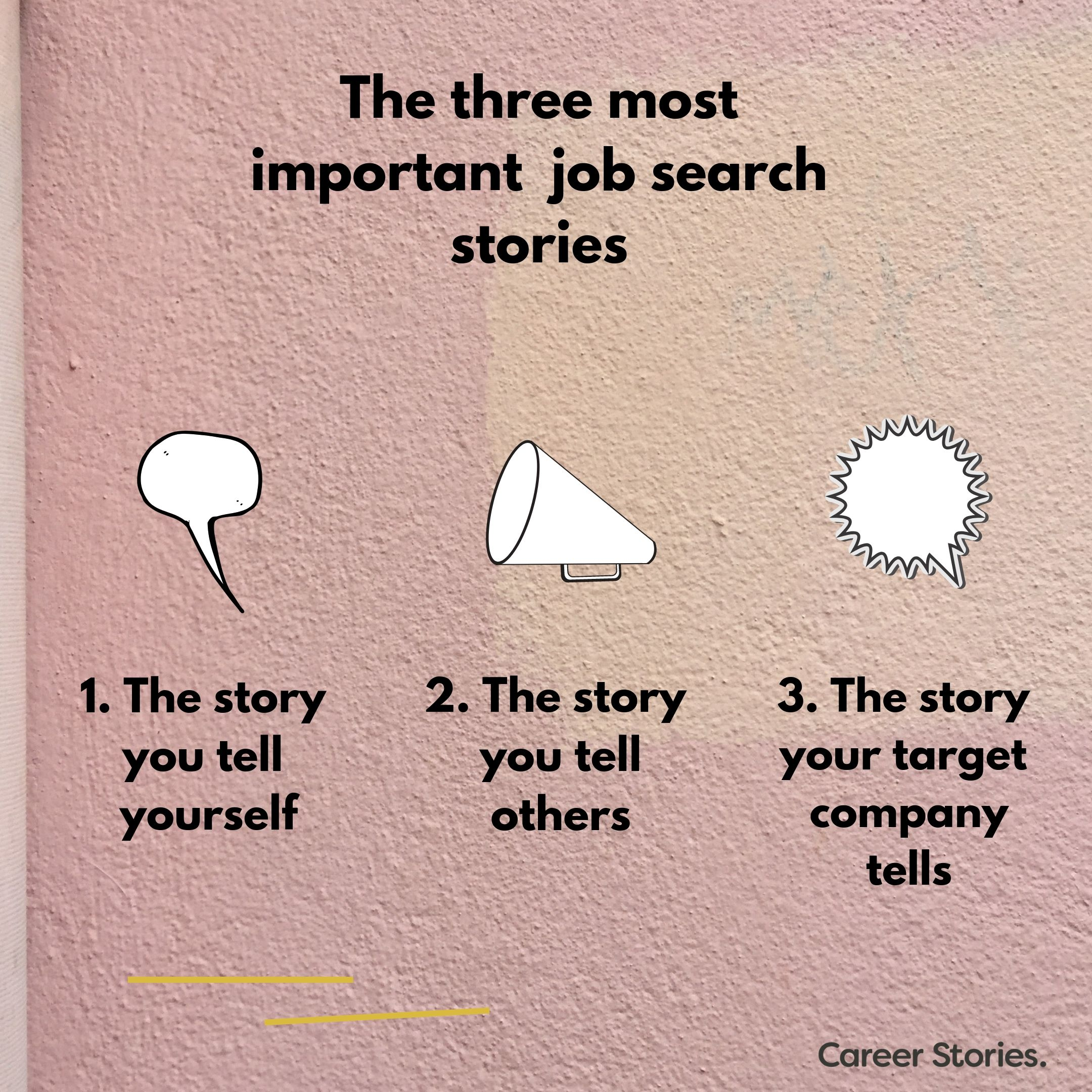 Career Stories - About